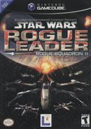 Jaquette Star Wars : Rogue Squadron II - Rogue Leader