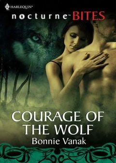 Couverture Courage of the Wolf (Mills & Boon Nocturne Bites)