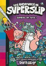 Couverture Zombies en furie !