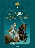 Couverture Les plus beaux contes des mille et une nuits