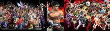 Cover Rétrospective Tekken