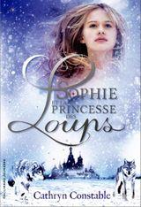 Couverture Sophie et la princesse des loups