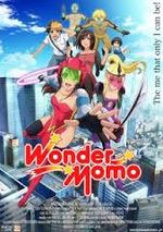 Jaquette Wonder Momo : Typhoon Booster