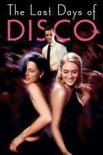 Affiche Les Derniers Jours du disco