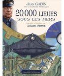 Couverture 20 000 lieues sous les mers