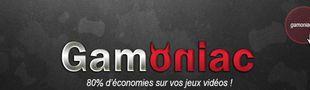 Cover Jeux reçus via Gamoniac