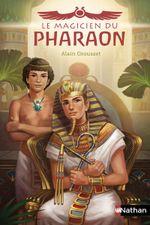 Couverture Le magicien du pharaon