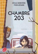 Couverture Chambre 203