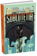 Couverture Sublutetia. vol. 1, La révolte de Hutan