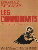 Affiche Les Communiants
