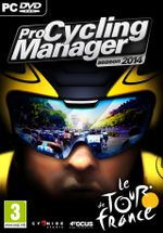 Jaquette Pro Cycling Manager 2014