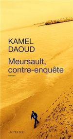 Couverture Meursault, contre-enquête