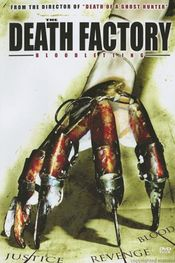 Affiche Death Factory : Bloodletting
