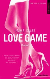 Couverture Love Game - Tangled, tome 1
