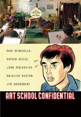 Affiche Art School Confidential