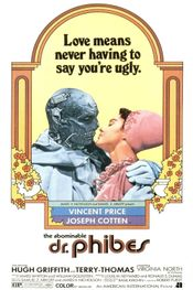 Affiche L'Abominable Docteur Phibes
