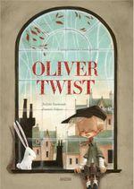 Couverture Oliver Twist, d'après le roman de Charles Dickens