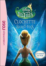 Couverture Clochette et le Secret des fées