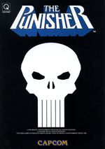 Jaquette The Punisher