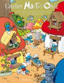Couverture L'Atelier Mastodonte, tome 2