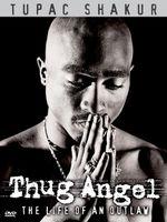 Affiche Tupac Shakur: Thug Angel