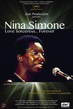 Affiche Nina Simone Love Sorceress... Forever