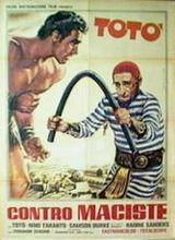Affiche Toto contre Maciste