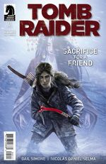 Couverture Sacrifice for a Friend - Tomb Raider #5
