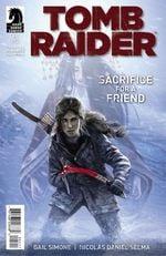 Couverture Sacrifice for a Friend - Tomb Raider #5