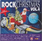Pochette Rock Christmas, Volume 4