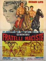 Affiche Les invincibles frères Maciste