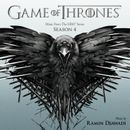Pochette Game of Thrones: Music From the HBO Series, Season 4 (OST)
