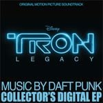 Pochette TRON: Legacy Collector's Digital EP (OST)