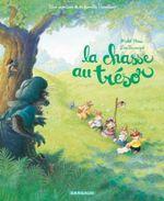 Couverture La Chasse au trésor - La Famille Passiflore, tome 3