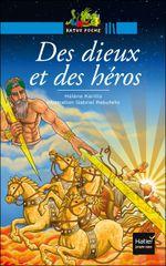 Couverture Des dieux et des héros