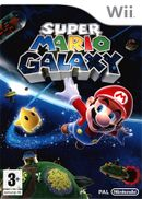 Jaquette Super Mario Galaxy
