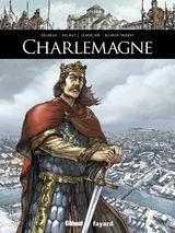 Couverture Ils ont fait l'Histoire :  Charlemagne