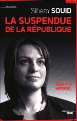 Couverture La suspendue de la République