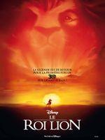 Affiche Le Roi Lion 3D