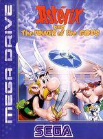 Jaquette Astérix et le Pouvoir des Dieux