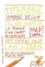 Couverture Nouvelles d'ados - Prix Clara 2013