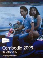 Affiche Cambodia 2099