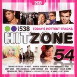 Pochette Radio 538 Hitzone 54