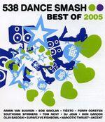 Pochette Radio 538 Dance Smash Hits: Best of 2005