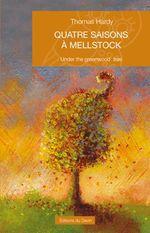 Couverture Quatre saisons à Mellstock