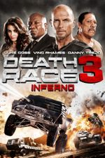 Affiche Death Race 3 : Inferno