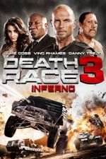 Affiche Death Race : Inferno