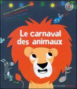 Couverture Le carnaval des animaux