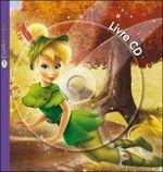 Couverture La Fée Clochette 2 : Livre CD