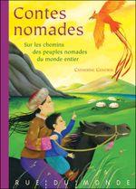 Couverture Contes nomades
